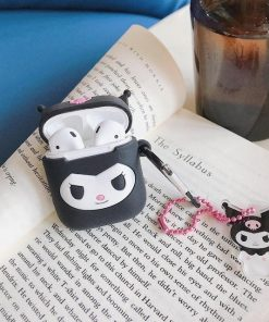 Angry Penguin AirPods Case Shock Proof Cover