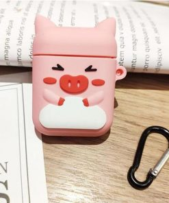 Angry Piggy AirPods Case Shock Proof Cover