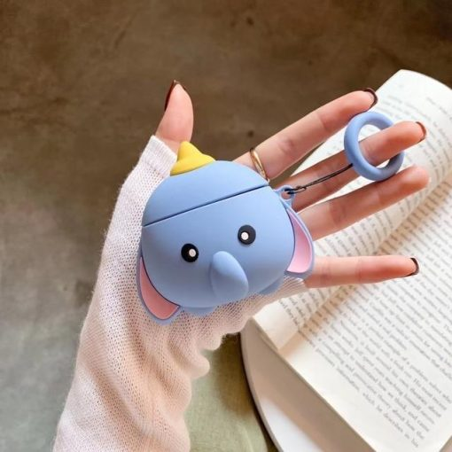 Baby Elephant Premium AirPods Case Shock Proof Cover