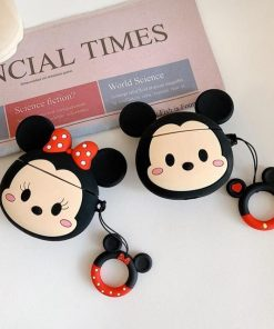 Baby Mickey Mouse Premium AirPods Case Shock Proof Cover
