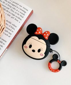 Baby Minnie Mouse Premium AirPods Case Shock Proof Cover