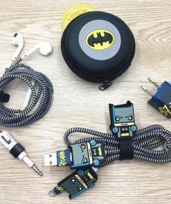 Batman Comic Charging Set