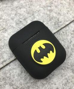 Batman Tim Burton AirPods Case Shock Proof Cover