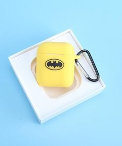 Batman Yellow AirPods Case Shock Proof Cover