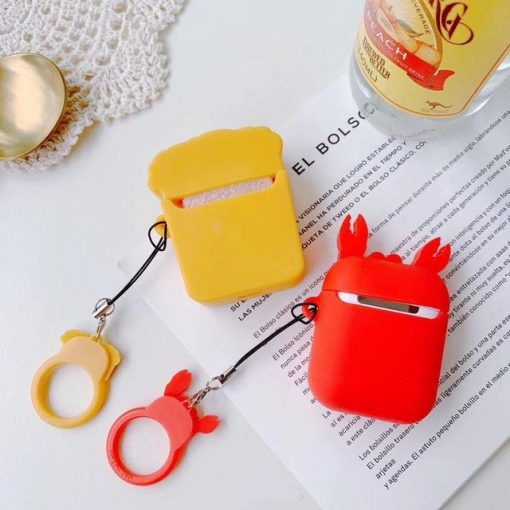 Beer AirPods Case Shock Proof Cover