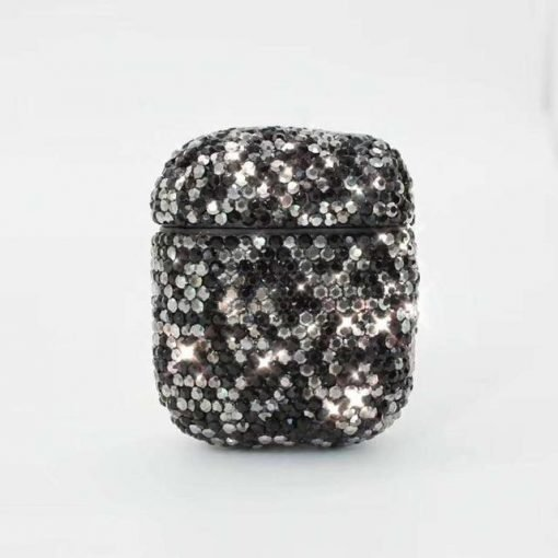 Black Diamond AirPods Case Shock Proof Cover