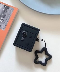 Black Safe AirPods Case Shock Proof Cover