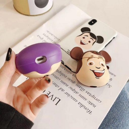 Buzz Lightyear Mouse Ears Premium AirPods Case Shock Proof Cover