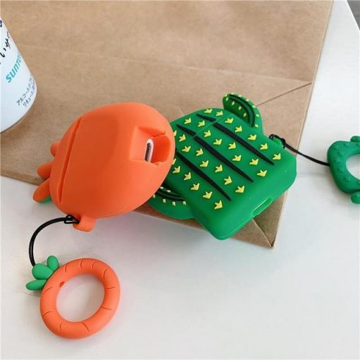 Cactus AirPods Case Shock Proof Cover