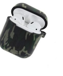 Camouflage AirPods Case Shock Proof Cover