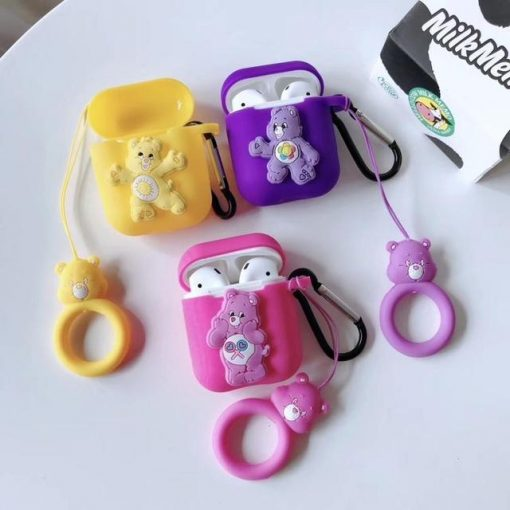 Care Bear Funshine Bear AirPods Case Shock Proof Cover