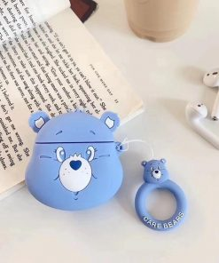 Care Bears 'Bedtime Bear' Premium AirPods Case Shock Proof Cover