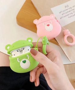 Care Bears 'Friend Bear' Premium AirPods Case Shock Proof Cover