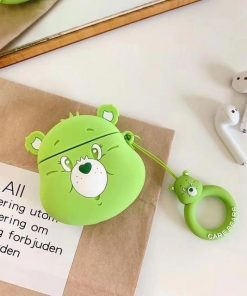 Care Bears 'Good Luck Bear' Premium AirPods Case Shock Proof Cover