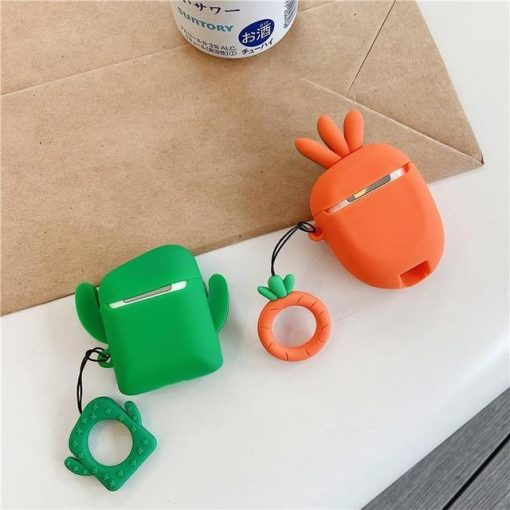 Carrot AirPods Case Shock Proof Cover