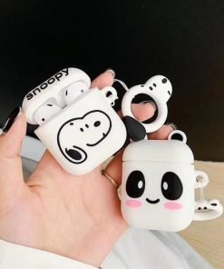 Cheeky Panda AirPods Case Shock Proof Cover