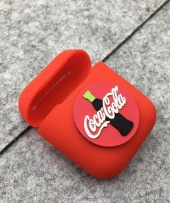 Coca Cola AirPods Case Shock Proof Cover