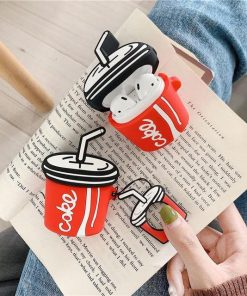 Coke Classic Cup AirPods Case Shock Proof Cover