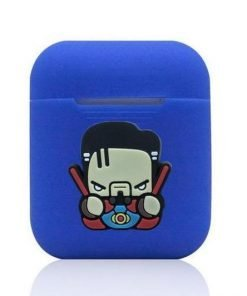 Dr. Strange Action Blue AirPods Case Shock Proof Cover