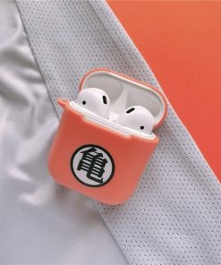 Dragon Ball Kanji AirPods Case Shock Proof Cover