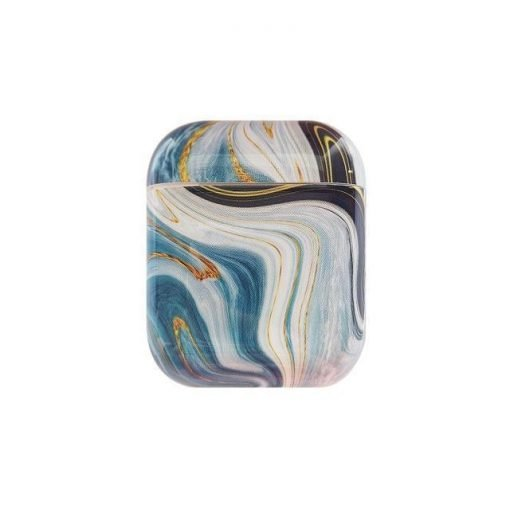 Dumortierite Marble AirPods Case Shock Proof Cover