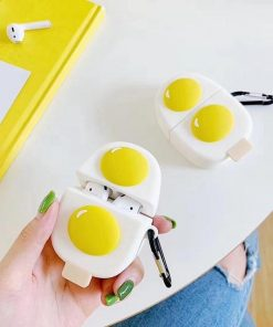 Eggs 'Sunny Side Up' Premium AirPods Case Shock Proof Cover