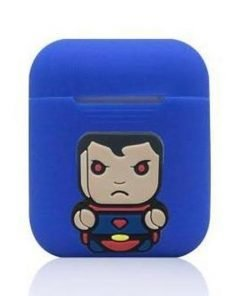 Evil Superman AirPods Case Shock Proof Cover