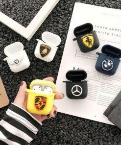 Ferrari AirPods Case Shock Proof Cover