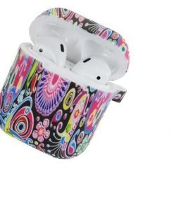Flower Power AirPods Case Shock Proof Cover