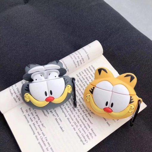 Garfield 'Nermal' Premium AirPods Case Shock Proof Cover