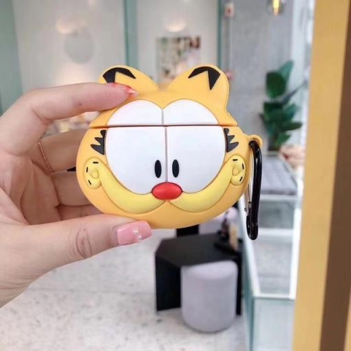 Garfield Premium AirPods Case Shock Proof Cover