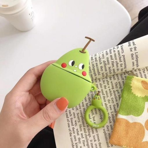 Green Pear Premium AirPods Case Shock Proof Cover