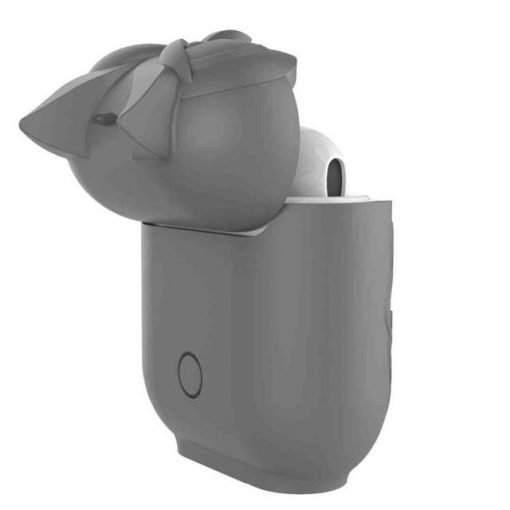 Grey AirPods Case Shock Proof Cover