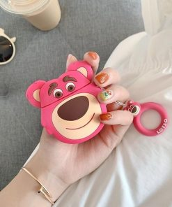 Happy Lotso Premium AirPods Case Shock Proof Cover