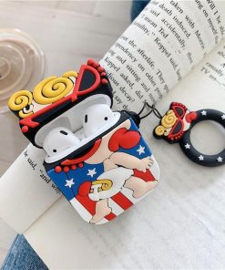Hysteric Mini AirPods Case Shock Proof Cover