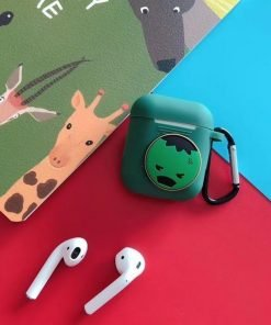 Incredible Hulk AirPods Case Shock Proof Cover