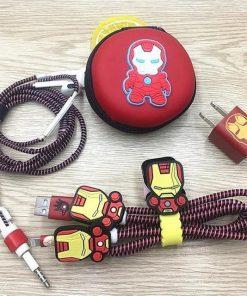 Iron Man Charging Set