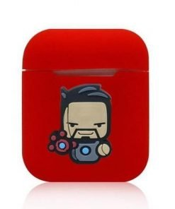 Iron Man 'Tony Stark' AirPods Case Shock Proof Cover