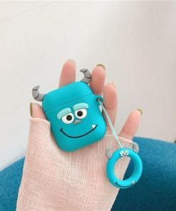 James P Sullivan Monsters Inc AirPods Case Shock Proof Cover