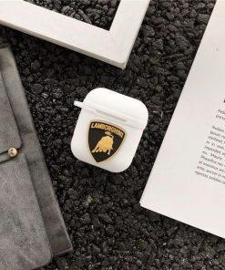Lamborghini AirPods Case Shock Proof Cover