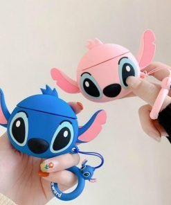 Lilo and Stitch Angel Premium AirPods Case Shock Proof Cover
