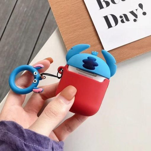 Lilo and Stitch Outfit Premium AirPods Case Shock Proof Cover