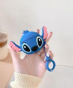 Lilo and Stitch Premium AirPods Case Shock Proof Cover