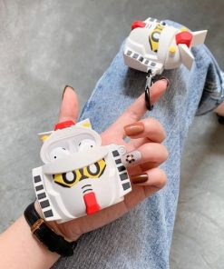 Limited Edition Gundam Premium AirPods Case Shock Proof Cover