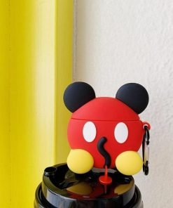 Mickey Mouse 'Booty' Premium AirPods Case Shock Proof Cover