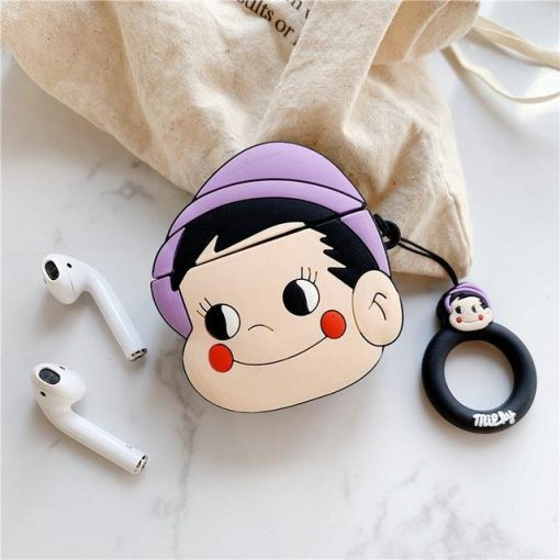 Milky Boy Premium AirPods Case Shock Proof Cover