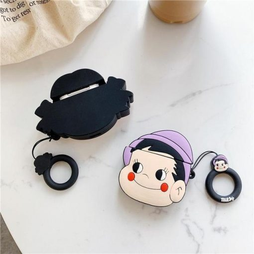 Milky Girl Premium AirPods Case Shock Proof Cover