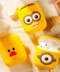 Minions AirPods Case Shock Proof Cover