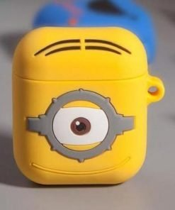 Minions Cyclops AirPods Case Shock Proof Cover