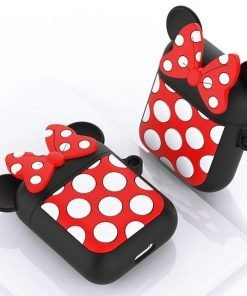 Minnie AirPods Case Shock Proof Cover